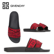 GIVENCHY Monogram Street Style Shower Shoes Shower Sandals