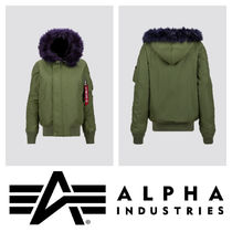 ALPHA INDUSTRIES MA-1 Bomber Jackets