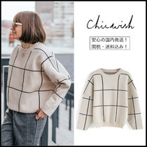Chicwish Wool Long Sleeves Sweaters
