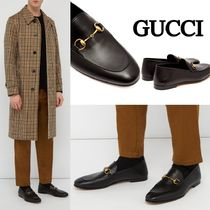 GUCCI Loafers Plain U Tips Loafers & Slip-ons
