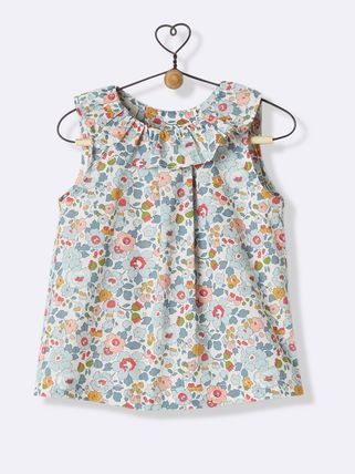 Collaboration Baby Girl Tops