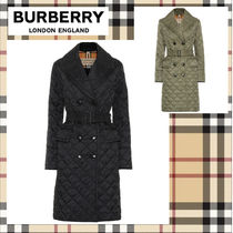Burberry Long Down Jackets