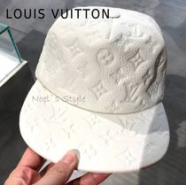 Louis Vuitton MONOGRAM EMPREINTE Caps