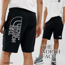 THE NORTH FACE Blended Fabrics Street Style Plain Cotton Shorts