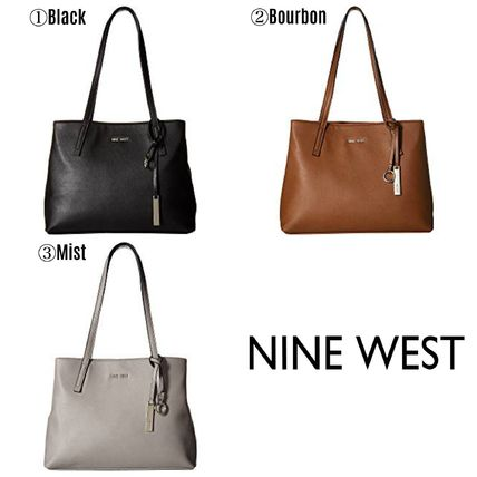 Nine West Faux Fur Plain Totes 9231428