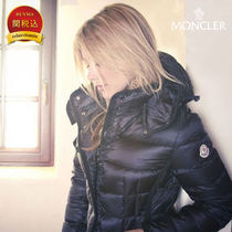 MONCLER HERMINE Long Down Jackets