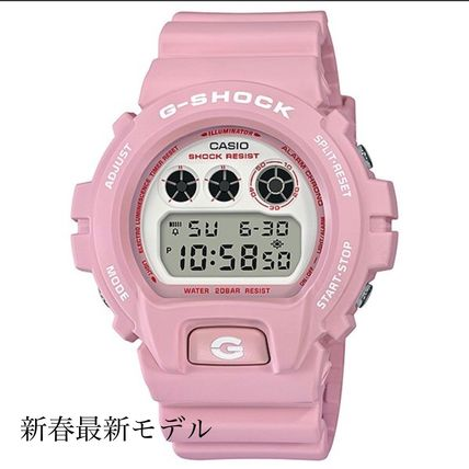 Casual Style Street Style Silicon Digital Watches