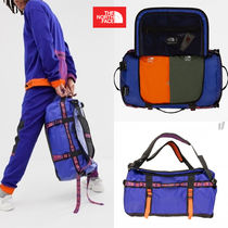 THE NORTH FACE Unisex Nylon Street Style 2WAY Boston Bags