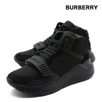 Burberry Other Check Patterns Sneakers