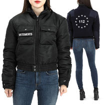 VETEMENTS Unisex Down Jackets