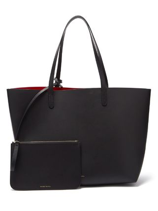 A4 Leather Totes