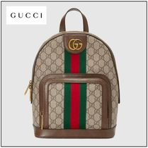 GUCCI Other Animal Patterns Backpacks