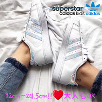 adidas SUPERSTAR Petit Street Style Kids Girl Sneakers
