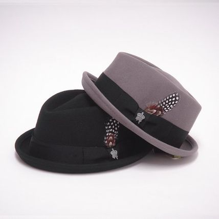 Unisex Blended Fabrics Felt Hats Keychains & Bag Charms