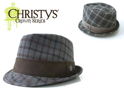 reliable quality hot sales save off Christys' Unisex Blended Fabrics Felt Hats Wide-brimmed Hats