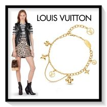 Louis Vuitton Casual Style Flower Bracelets