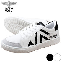 BOY LONDON Street Style Collaboration Sneakers