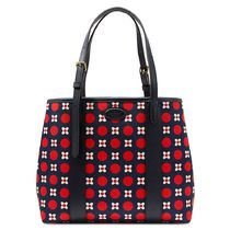 Mulberry Bayswater Flower Patterns Leather Party Style Totes
