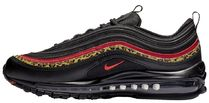 Nike AIR MAX 97 Rubber Sole Casual Style Street Style Plain Low-Top Sneakers