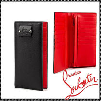 Christian Louboutin Calfskin Long Wallets