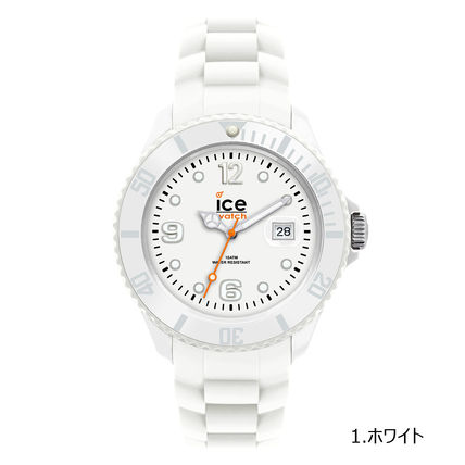 ICE WATCH Casual Style Silicon Round Mechanical Watch Analog Watches