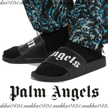 Street Style Shower Shoes Sandals