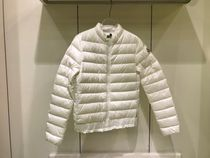 MONCLER ABRICOT Plain Down Jackets