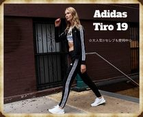 adidas Casual Style Sweat Street Style Long Bottoms