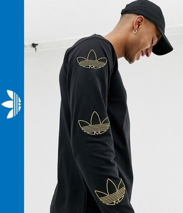 adidas Long Sleeve Street Style Long Sleeves Long Sleeve T-Shirts