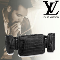 Louis Vuitton Crocodile Other Animal Patterns Bags