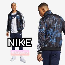 Nike Tropical Patterns Street Style Track Jackets