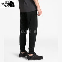 THE NORTH FACE Plain Logo Cropped Pants