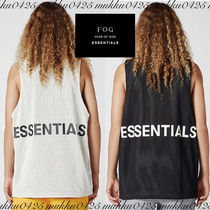 FEAR OF GOD ESSENTIALS Street Style Tanks