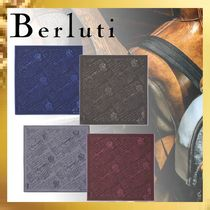 Berluti Cotton Handkerchief