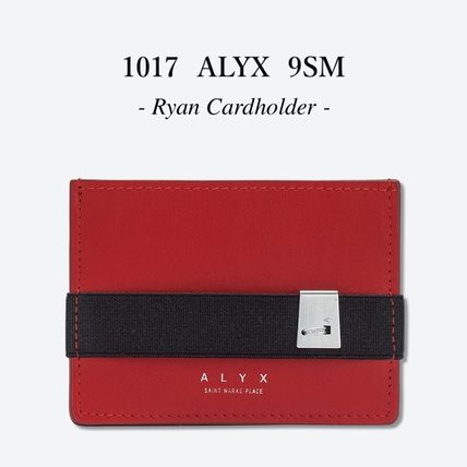 Unisex Plain Card Holders