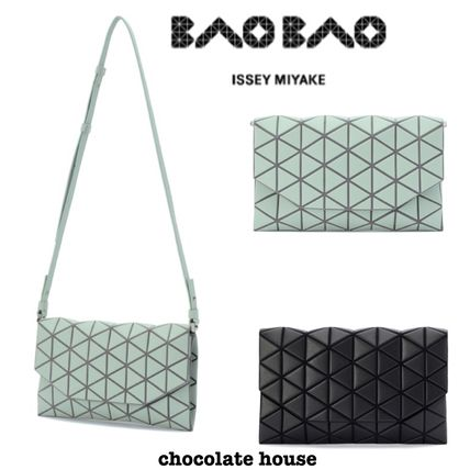 ... BAO BAO ISSEY MIYAKE Clutches Nylon 2WAY Plain Party Style Clutches ... 19613d1fc9d44