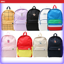 SPAO Street Style Collaboration Bag in Bag A4 Backpacks