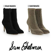 Sam Edelman Plain Ankle & Booties Boots