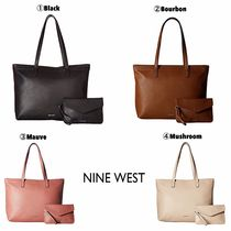 Nine West Casual Style Plain Totes