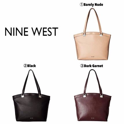Plain Office Style Totes