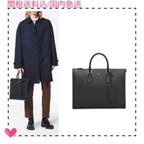 PRADA Saffiano Plain Business & Briefcases