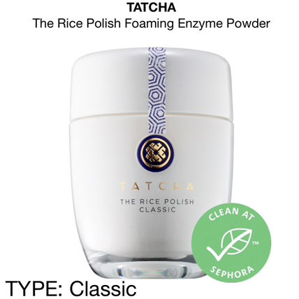 TATCHA Pores Acne Whiteness Face Wash