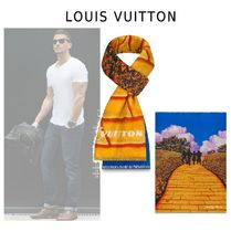 Louis Vuitton Silk Accessories
