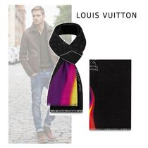 Louis Vuitton Monogram Silk Accessories