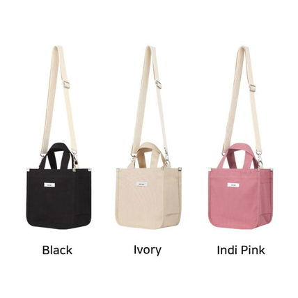 Casual Style Canvas Street Style 3WAY Plain Shoulder Bags