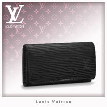 Louis Vuitton MULTICLES Unisex Plain Leather Keychains & Bag Charms