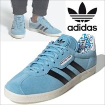 adidas SUPERSTAR Other Check Patterns Unisex Suede Street Style Collaboration
