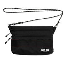 KIRSH Leopard Patterns Casual Style Street Style Shoulder Bags