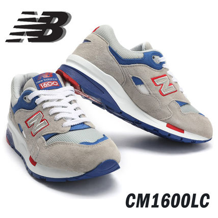 reputable site 6f344 93857 New Balance 1600 Low-Top Sneakers