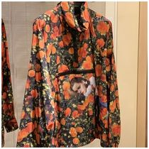 Louis Vuitton Flower Patterns Unisex Blended Fabrics Street Style Jackets
